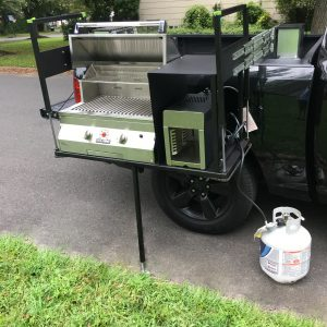 Grill To You System (without Cargo To You)