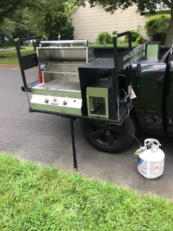 Grill To You System